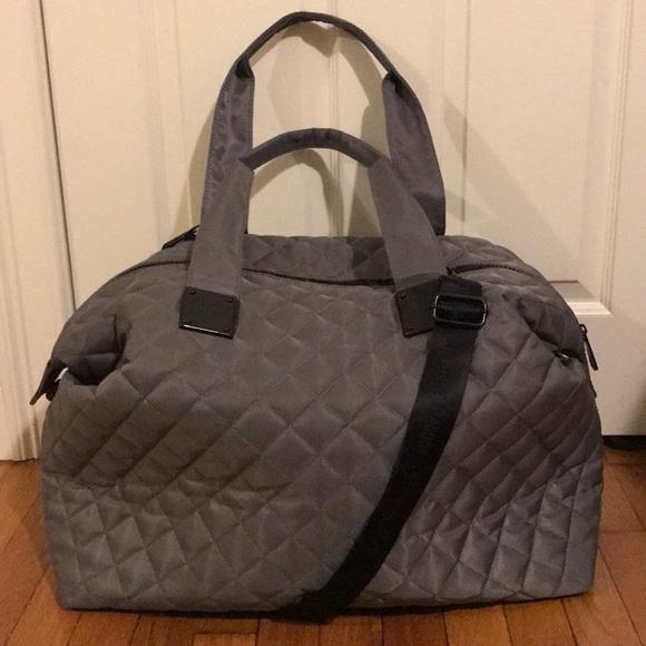 Steve Madden Bags Quilted Weekender Poshmark